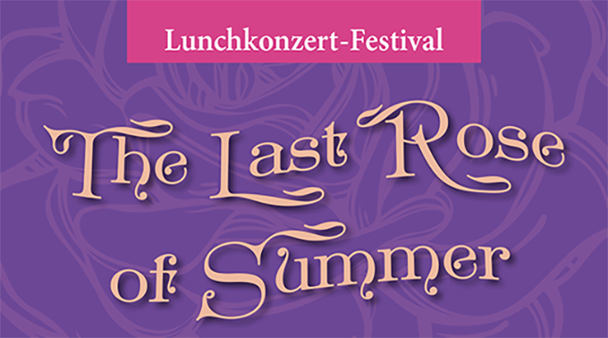 The Last Rose of Summer Concert Series