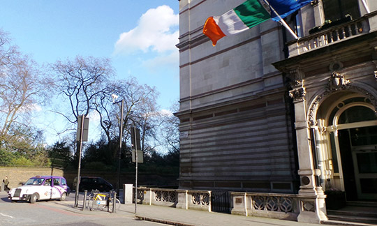Embassy of Ireland, London