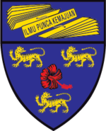 The Department of English Faculty of Arts and Social Sciences University of Malaya