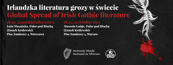 The Global Spread of Irish Gothic