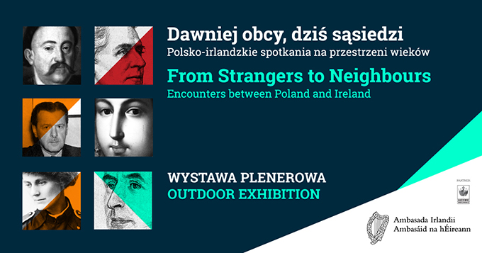 'From Strangers to Neighbours': Lecture in Łazienki Palace