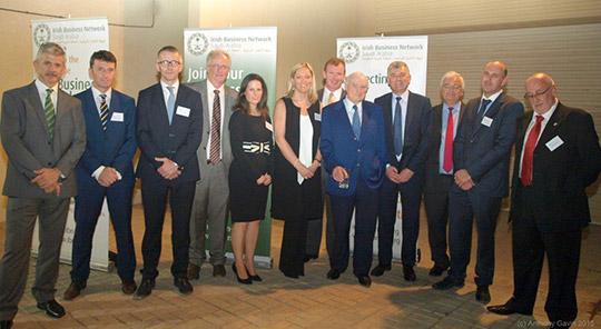 Launch of Irish Business Network - Saudi Arabia (IBN-SA