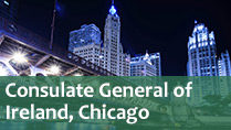 Contact Consulate General of Ireland, Chicago