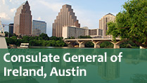 Contact Consulate General of Ireland, Austin