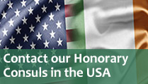 Contact our Honorary Consuls in the USA