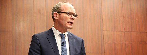 Managing the Brexit Challenge: Ireland, the EU, and Transatlantic Relationships. Remarks by Simon Coveney TD, Minister for Foreign Affairs and Trade Center for Strategic & International Studies (CSIS)