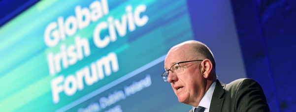 Global Irish Civic Forum 2015