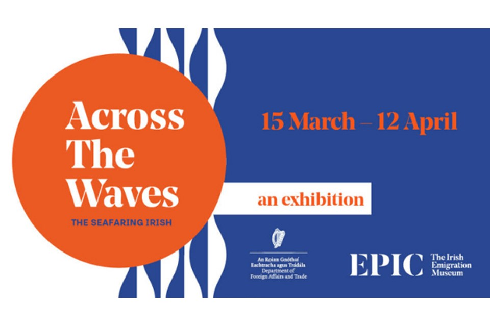 Exhibition Launch - Across the Waves: The Seafaring Irish