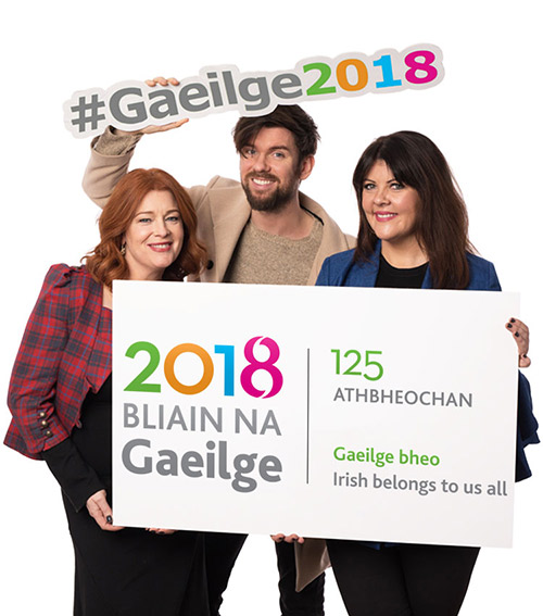 Bliain na Gaeilge 2018