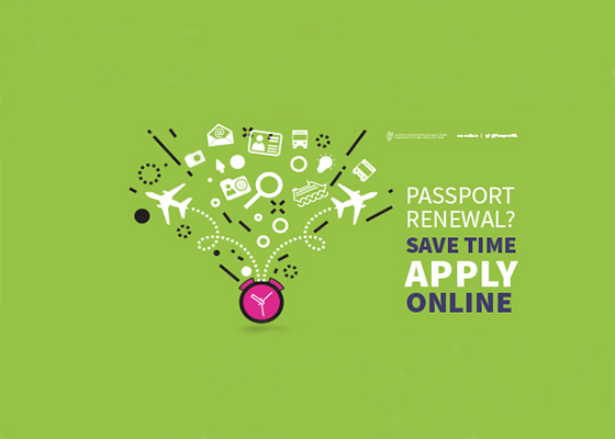 Online Passport Renewals