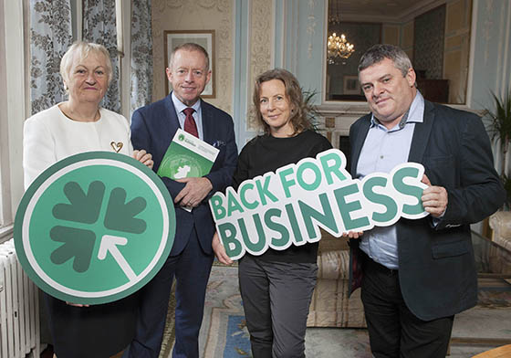 Launch of Back for Business