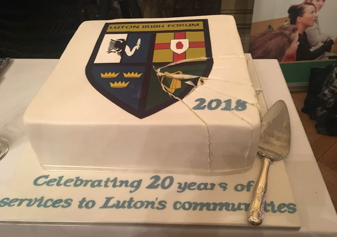 20th Anniversary of the Luton Irish Forum