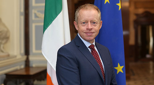Global Irish Newsletter 26 June 2020 - a Message from Minister Cannon