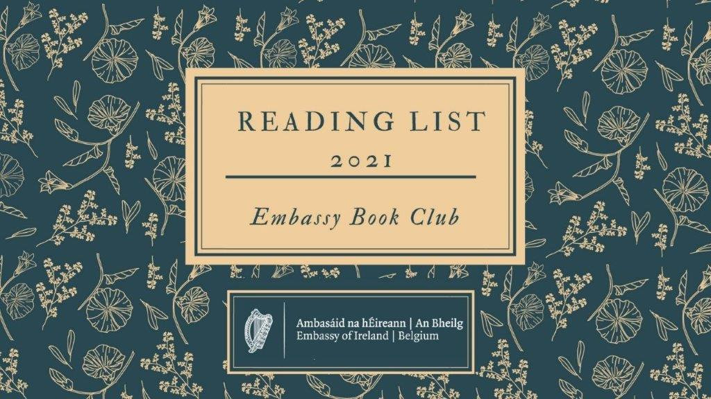 Embassy Book Club 2021 Reading List