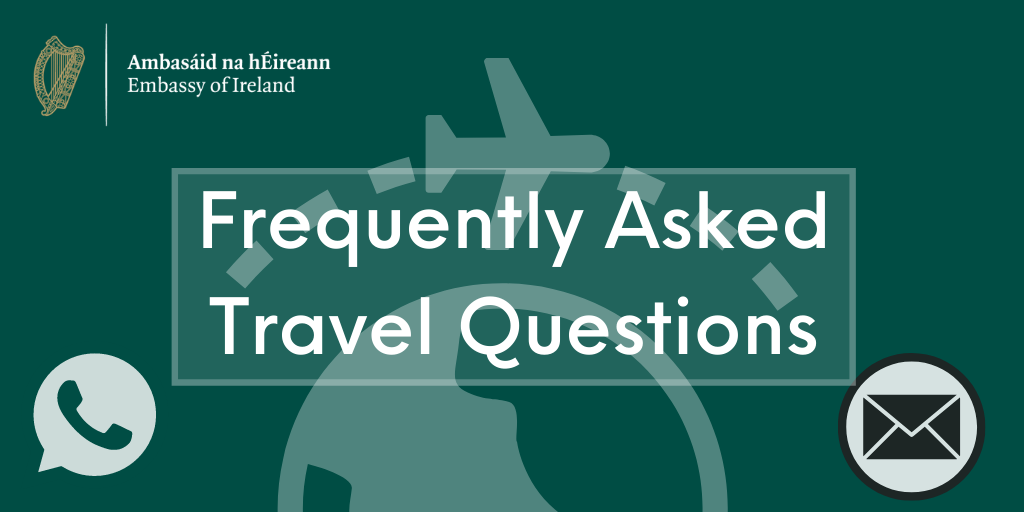 Frequently Asked Travel Questions
