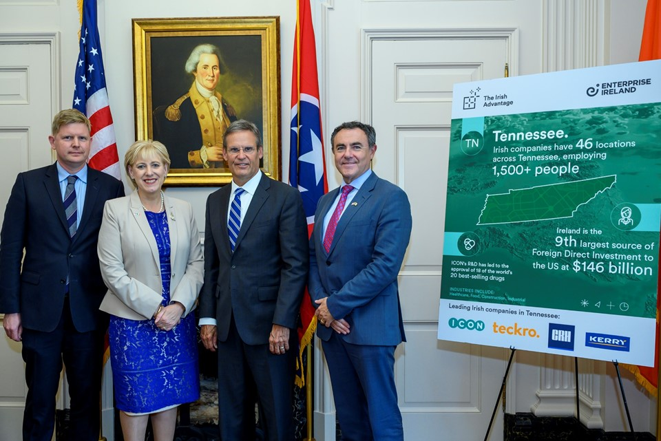 Minister Heather Humphreys' Trade Mission to Tennessee