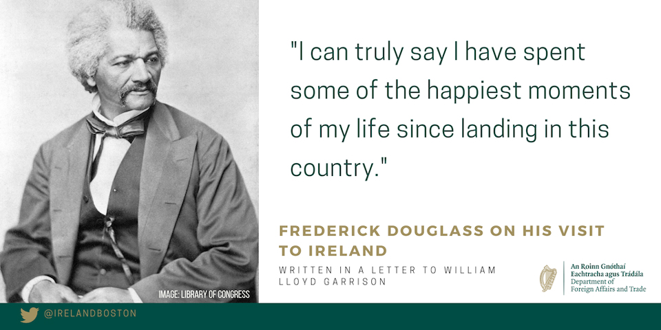 Fireside Chat: Reflections on Frederick Douglass and Daniel O'Connell