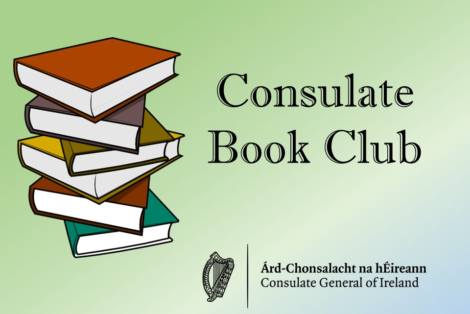 February Book Club at the Consulate
