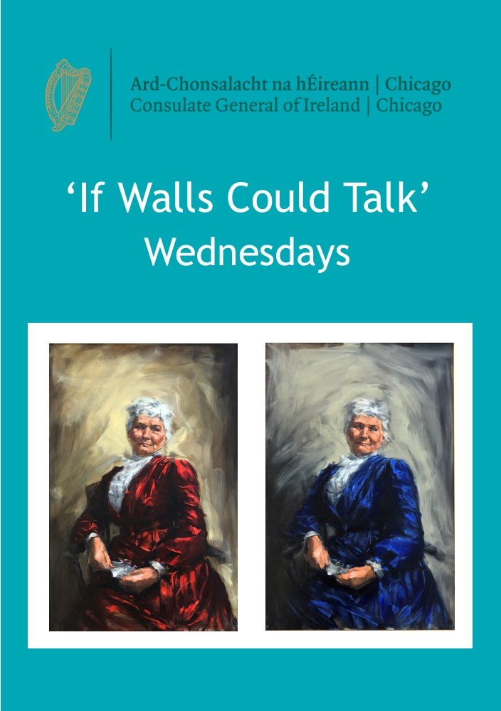 If Walls Could Talk - Irish Art & Design at the Consulate