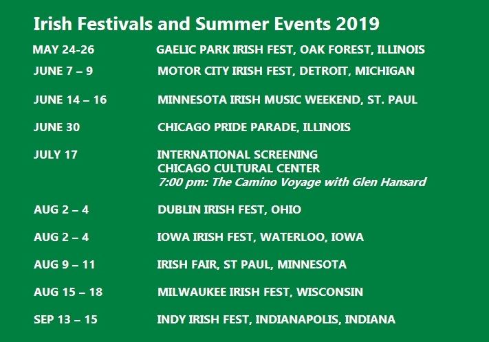 Announcing Midwest Summer Festivals and Events 2019