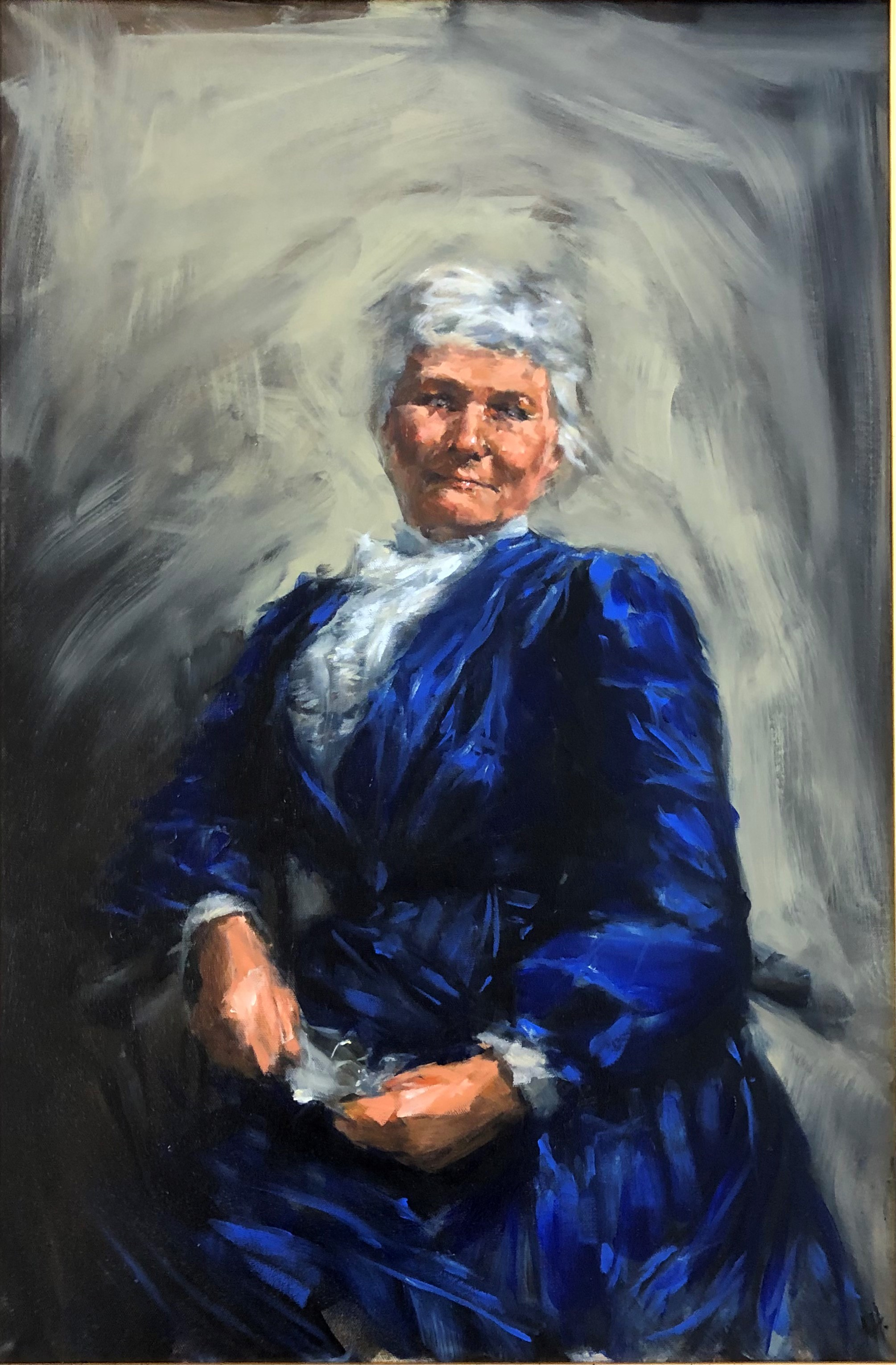 May 1st: Unveiling a Portrait of Mother Jones on her 184th birthday
