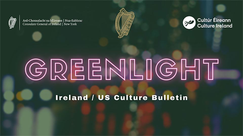 Subscribe to the GreenLight Culture Bulletin