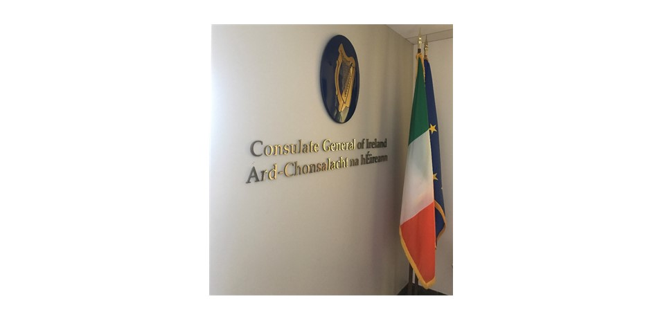 Consulate General of Ireland Newsletter, 18 September 2020