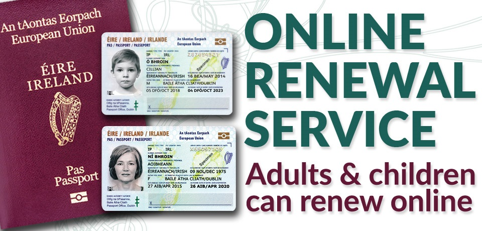 January – Mental Health First Aid and Expansion of Online Passport Renewal Service