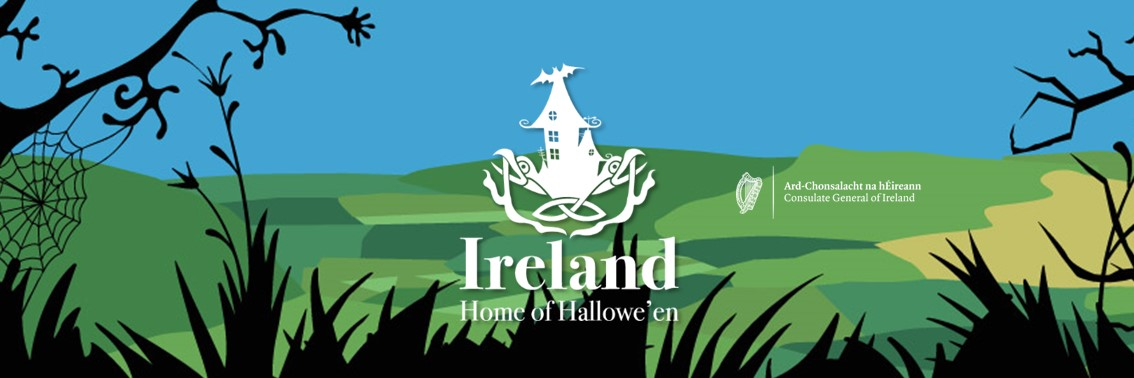 Ireland - Home of Halloween!