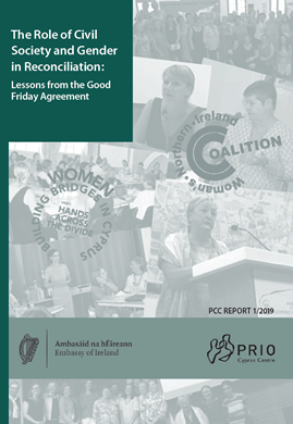 Lessons from the Good Friday Agreement