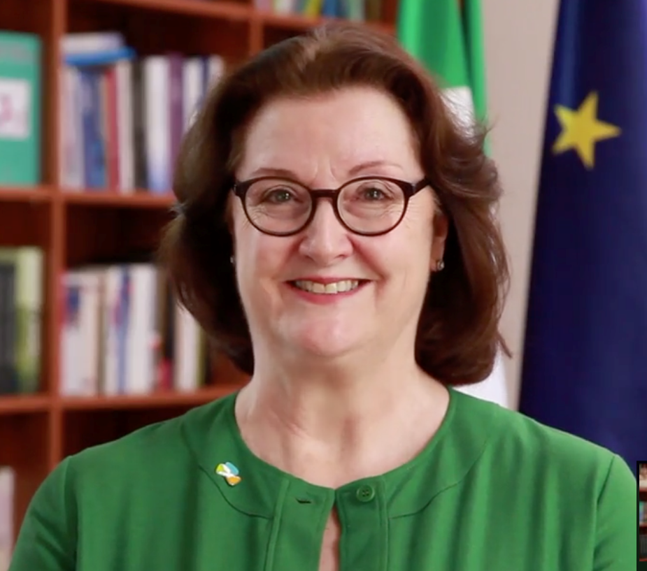 St Patrick's Day Message from Ambassador Manahan