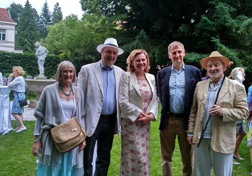 Bloomsday Celebrations 2017