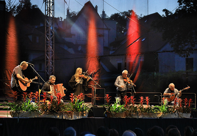 Image courtesy of the Český Krumlov International Music Festival