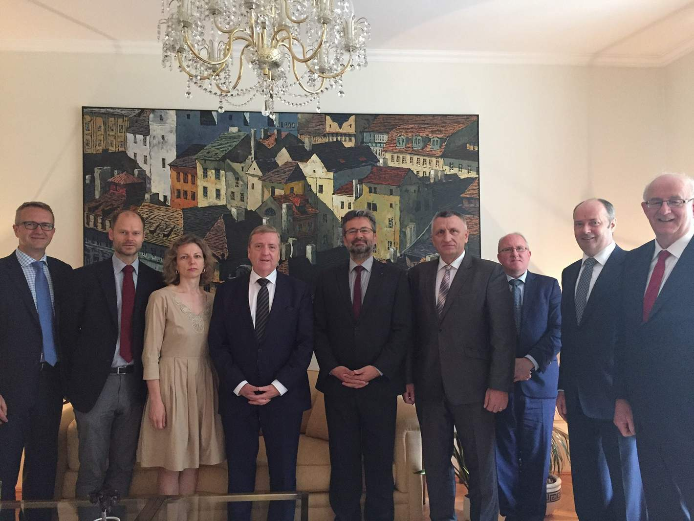 Trade Mission by Minister of State, Pat Breen, T.D.