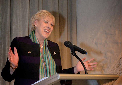 Minister Humphreys trade and culture mission to  Denmark