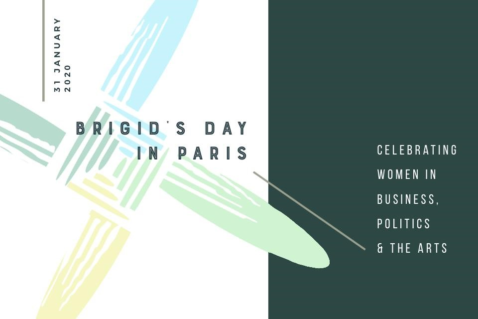Brigid's Day in Paris - Celebrating women in business, politics and the arts