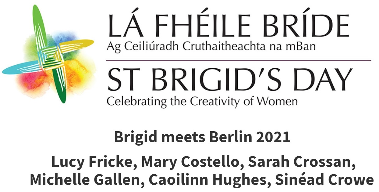"""Brigid returns in 2021 and she's going digital"""