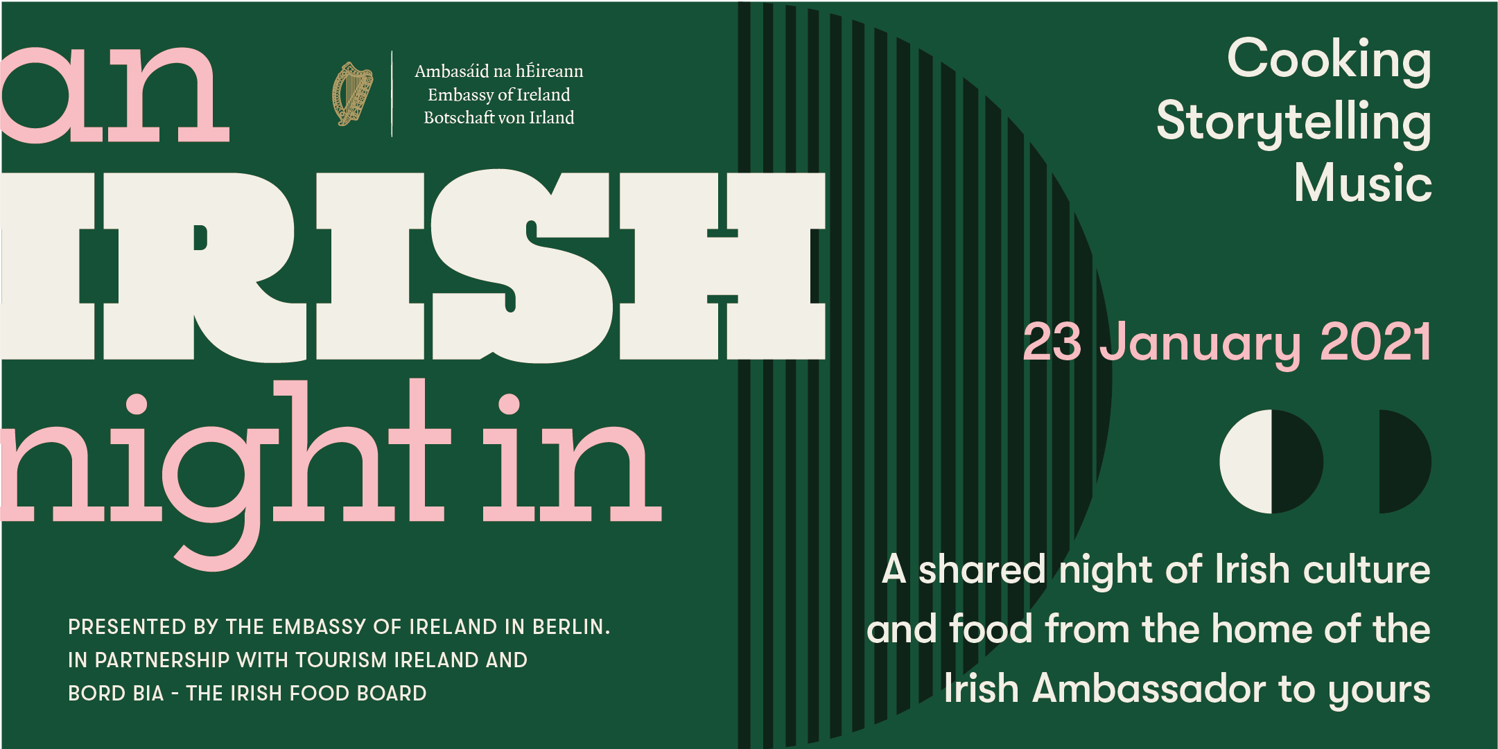 An Irish Night In - January 2021