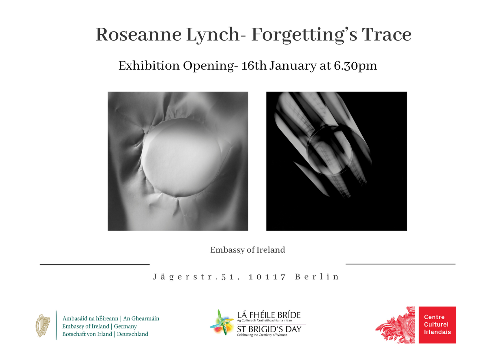 Roseanne Lynch- Forgetting's Trace