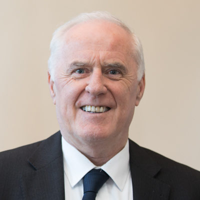 Ambassador Peadar Carpenter