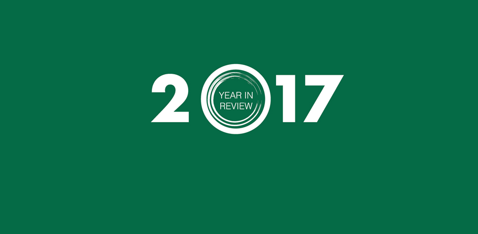 Year in Review 2017 Highlights