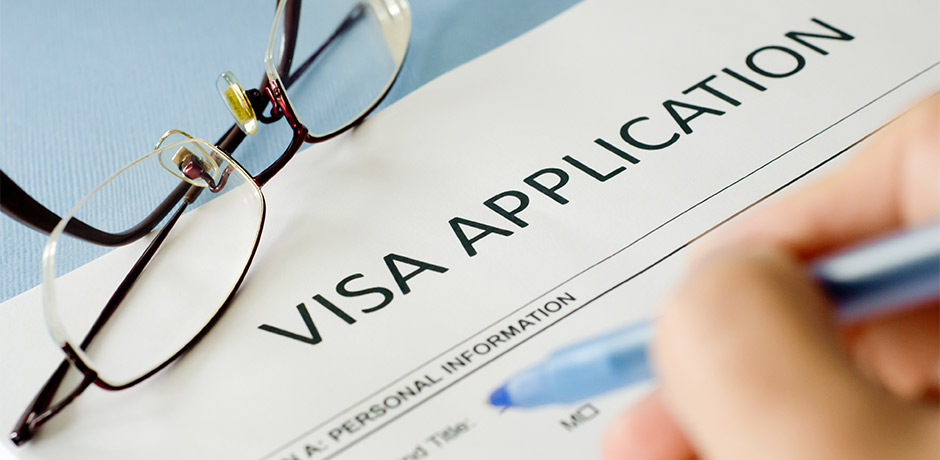 Applying for visas for Ireland