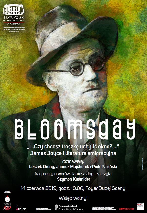 Bloomsday 2019