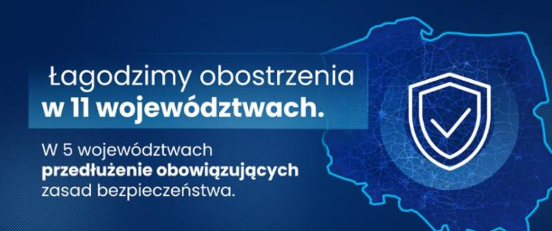 Covid-19 measures in Poland from 26 April