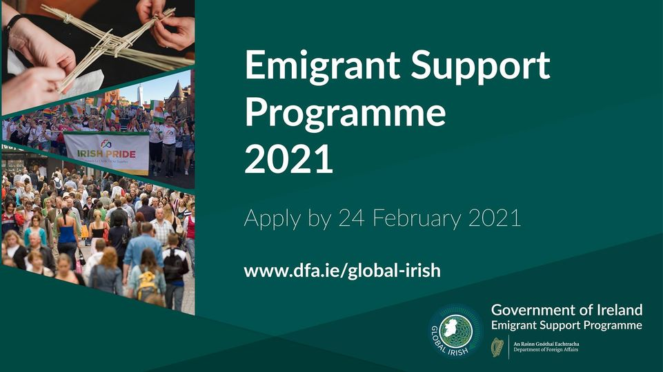 Emigrant Support Programme 2021