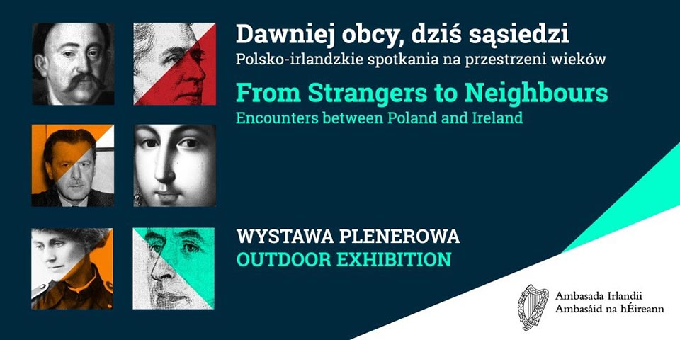 Irish-Polish History Exhibition in Gdansk's Oliwa Park