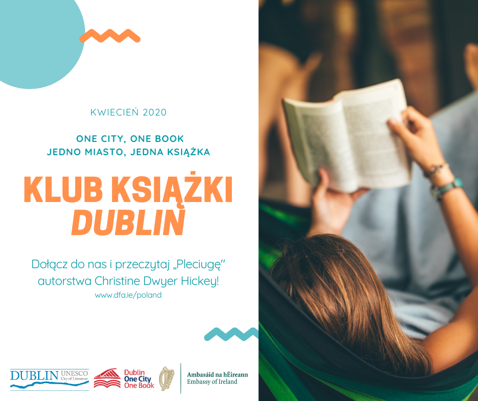 Dublin: One City One Book 2020