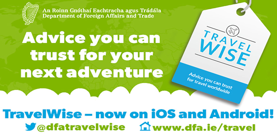 Download our TravelWise Smartphone App