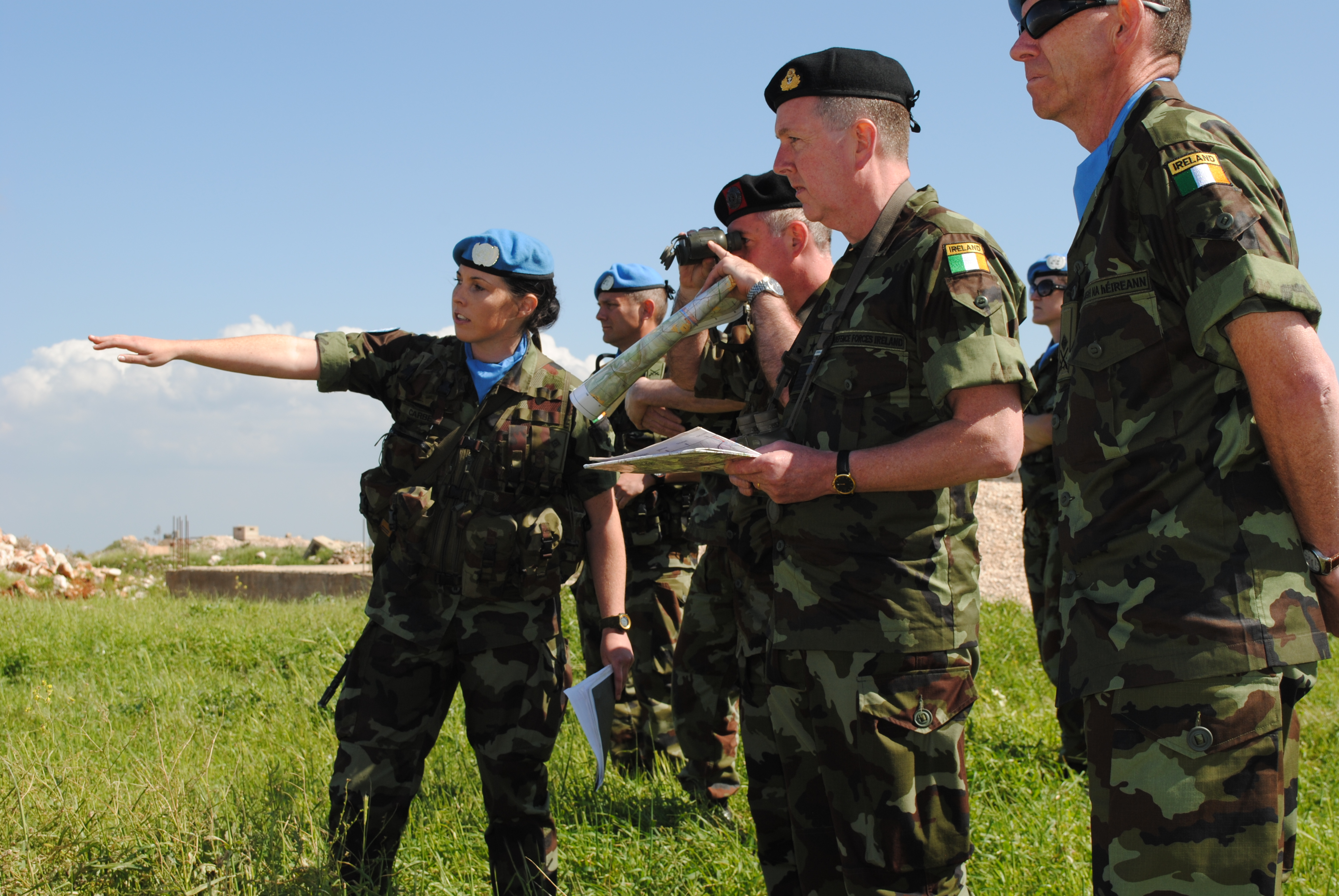 The Importance of Female Peacekeepers