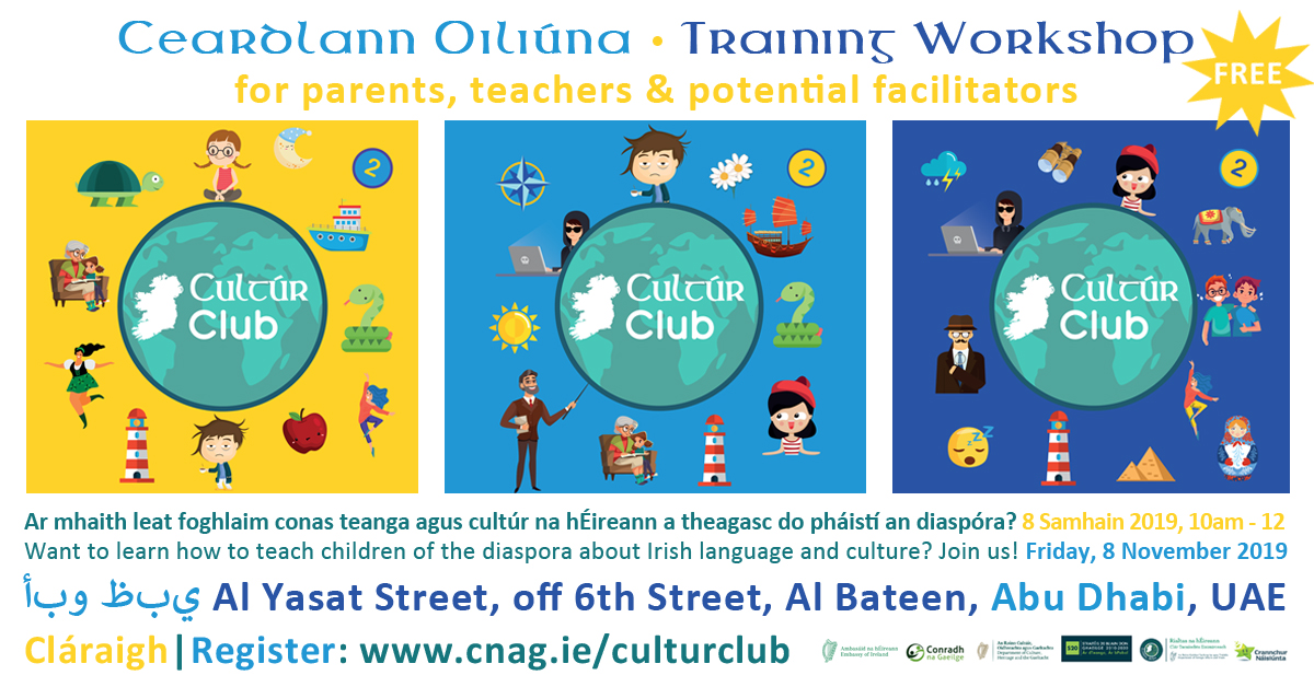 Cultúr Club workshops